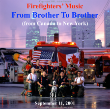 From Brother To Brother 9-11 CD